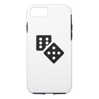 Dice Pictogram iPhone 7 Case