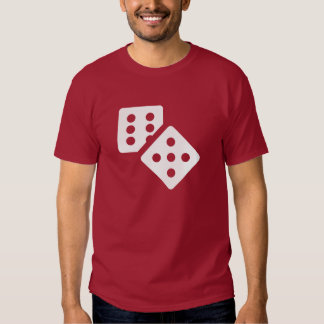 Dice Pictogram T-Shirt
