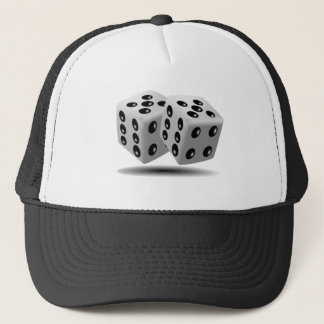 Dice Trucker Hat