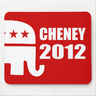 DICK CHENEY 2012 MOUSE PAD