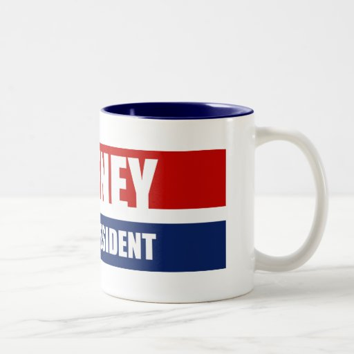 DICK CHENEY 2012 COFFEE MUGS