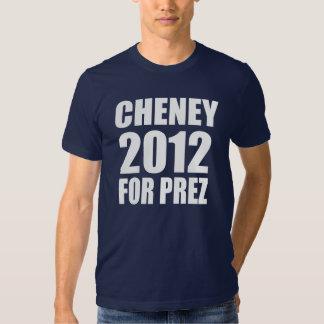 DICK CHENEY 2012 SHIRT