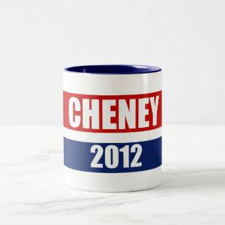 DICK CHENEY 2012 Two-Tone MUG