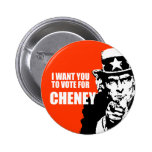 DICK CHENEY Election Gear