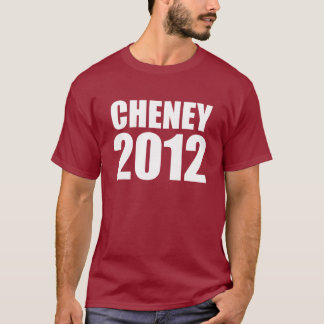 DICK CHENEY Election Gear T-Shirt