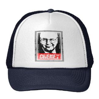 DICK CHENEY INK BLOCK.png Mesh Hat
