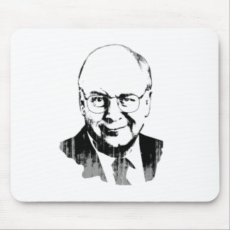 DICK CHENEY png Mouse Pad