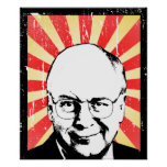 DICK CHENEY PROPAGANDA POSTER