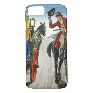 Dick Turpin (1706-39) from 'Peeps into the Past', iPhone 7 Case