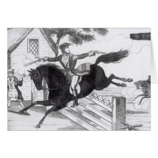 Dick Turpin Card