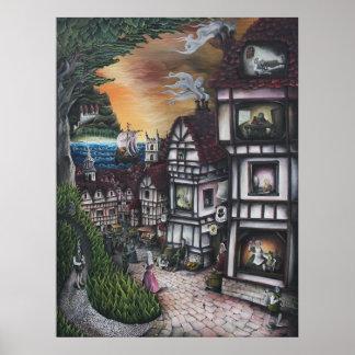 Dick Whittington Fairy Tale poster