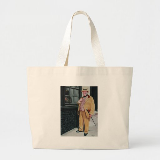 Dickens character bags
