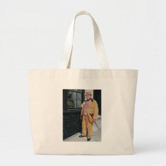 Dickens character bag