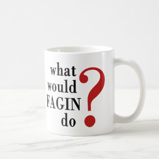 Dickens Villains Coffee Mug
