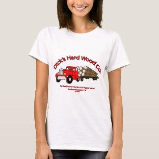 Dicks Hard Wood Logs Company Spoof T-Shirt