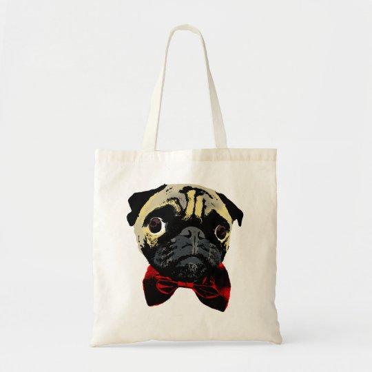 Dicky Pug - Tote Bag