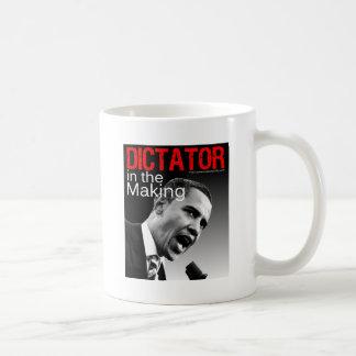 Dictator in the Making Coffee Mugs