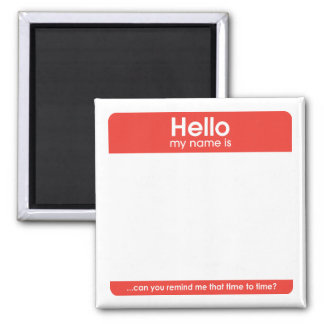 … did can you remind me that team you the team? | square magnet