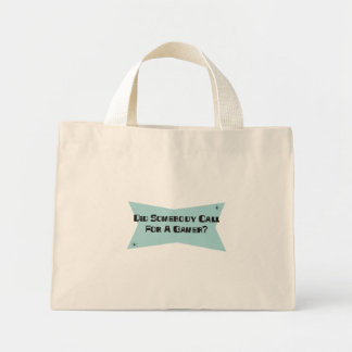 Did Somebody Call For A Gamer Tote Bags