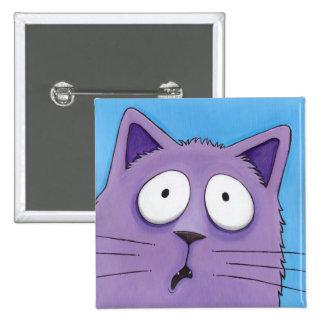 Did Someone say B-B-BATH?! Cat Button