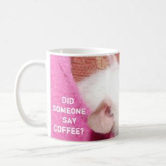 did someone say coffee? Dumbo rat mug