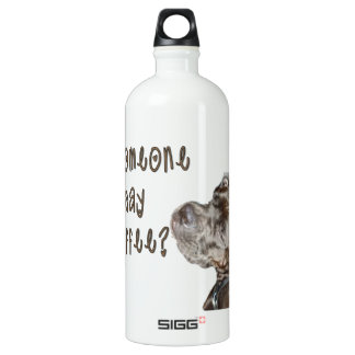 Did someone say coffee? SIGG traveller 1.0L water bottle