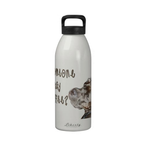 Did someone say coffee? drinking bottle