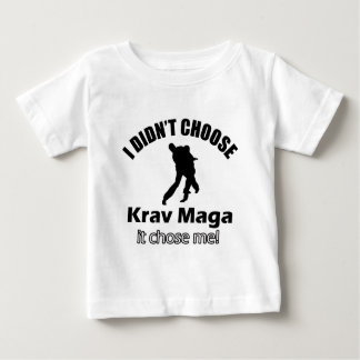 Didn't choose krav maga t shirts