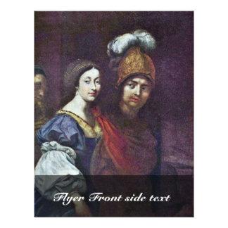 Dido And Aeneas By ? Kréta Karel (Best Quality) Custom Flyer