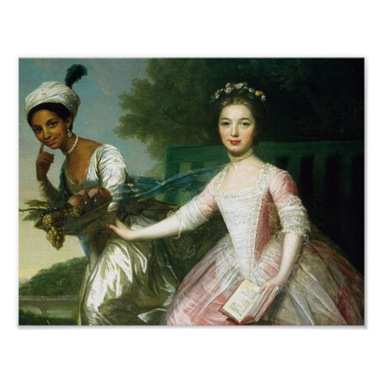 Dido Elizabeth Belle and Lady Murray Poster