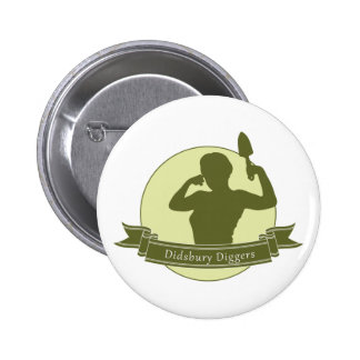 Didsbury Dinners' Badge Buttons