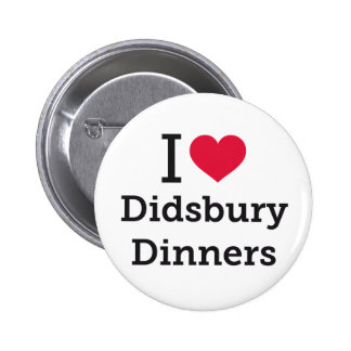 Didsbury Dinners' Badge Pins