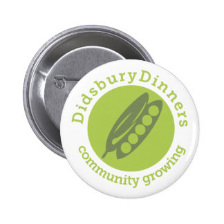 Didsbury Dinners' Badge Pin
