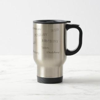 Didsbury Fonts Travel Mug