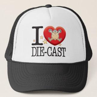 Die-Cast Love Man Trucker Hat