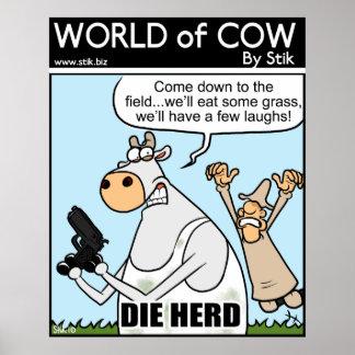 Die Herd Poster