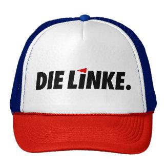 Die Linke Left Party Germany Deutschland Cap