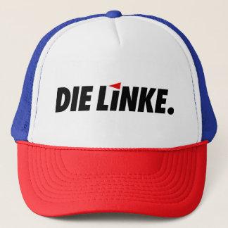 Die Linke Left Party Germany Deutschland Trucker Hat