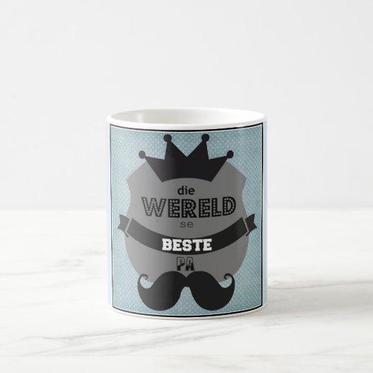 Die wereld se beste pa coffee mug