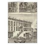 Dieckmann House, and Haller Card