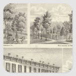Dieckmann House, and Haller Stickers