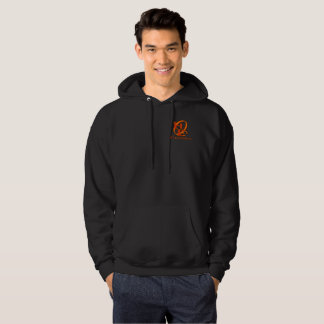 Diehards Gamer Graphic on Chest Hoodie