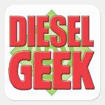 Diesel Geek v2 Stickers