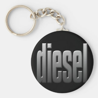 DIESEL. hardcore, strength. tough. muscle. Key Ring