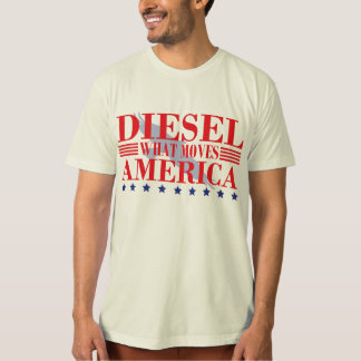 Diesel Moves America T-Shirt