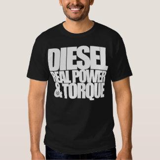 Diesel real P&T Tshirts