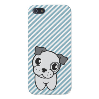 Diesel the Bulldog Cover For iPhone 5/5S
