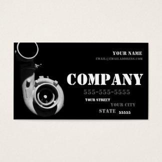Diesel Turbo Business Card