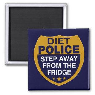 Diet Police - magnet
