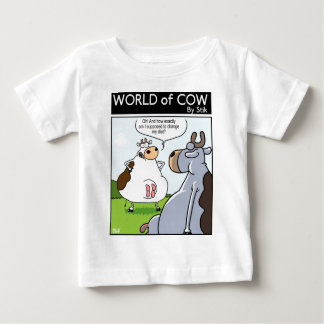 Dietary issues baby T-Shirt